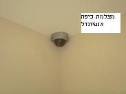 מצלמות נסתרות - מיקום